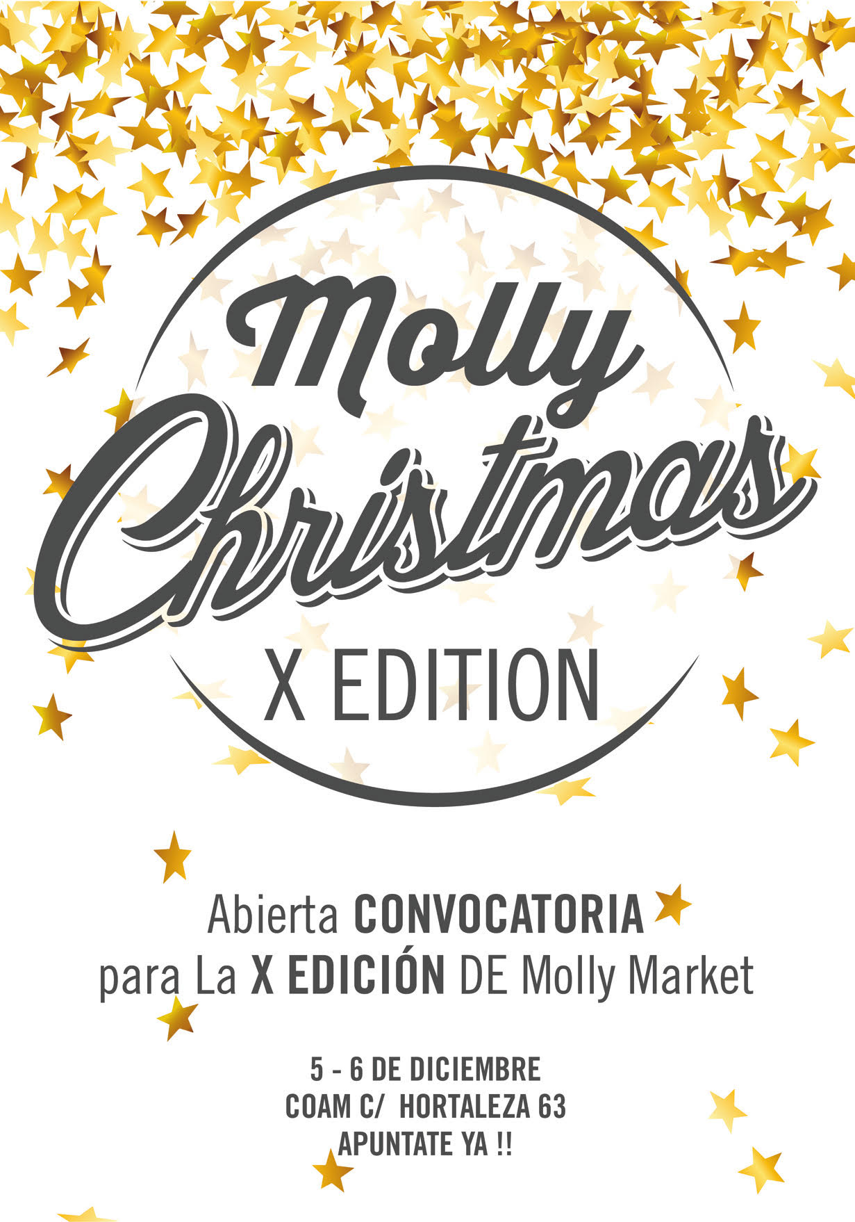cartel apuntate molly