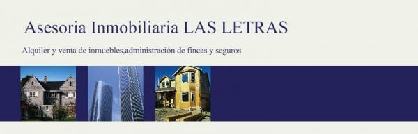 Asesoría Inmobiliaria Las Letras
