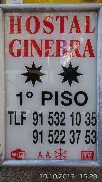 Hostal Ginebra